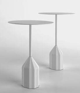 Burin table by Patricia Urquiola for Viccarbe
