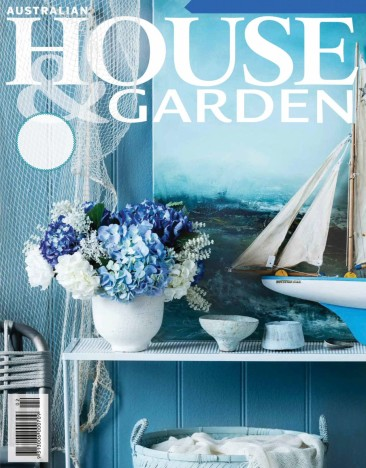 Featured in the February issue of Australian House & Garden